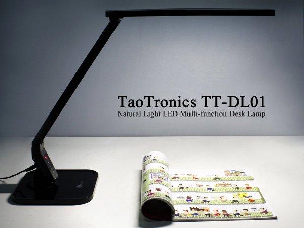 15€ Gutscheincode auf TaoTronics ® TT-DL01 Schreibtischlampe @Amazon.de