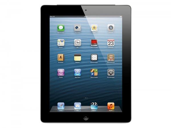 iPad4 16GB Retina für 379€ Vergleichspreis: 400€