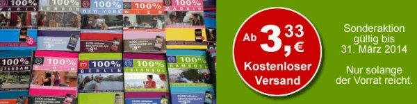 div. Reiseführer (New York,USA Westküste,Bali etc) wieder im Angebot ab 2,99€