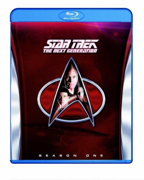 [amazon.com] Star Trek - Next Generation - Season 1 - 6x Blu-ray - 28 EUR inkl. Versand