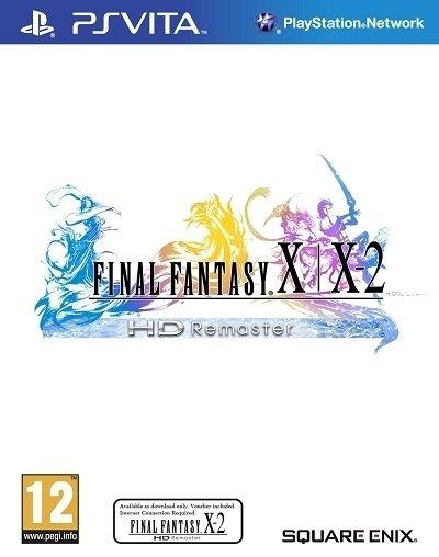 Final Fantasy X/X-2 HD (PSVita & PS3) (PEGI) für 23,99 Euro vorbestellen