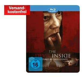 Devil Inside Steelbook Blu-ray für 3€ @Media Markt