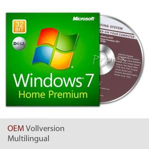 Windows 7 - OEM aber seriös(er)? 34,90 €