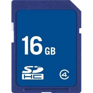 EasyStore by Sandisk 16GB SDHC Card @play.com
