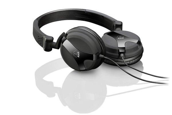 AKG K 518DJ Kopfhörer in schwarz für 19€