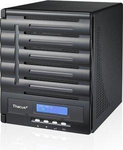Thecus N5550 für 326,99€ - NAS System mit Platz für 5 Laufwerken