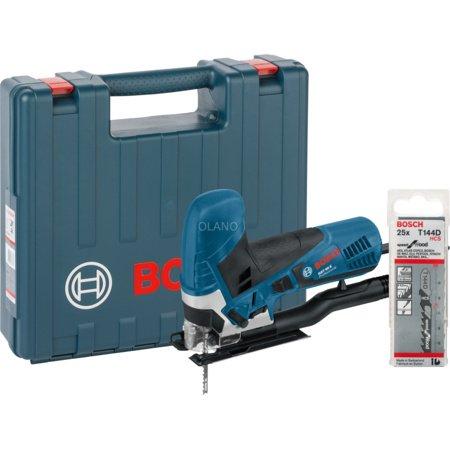 [eBay WOW] Bosch blau Stichsäge GST 90 E Professional inkl. Koffer und 25 Sägeblättern