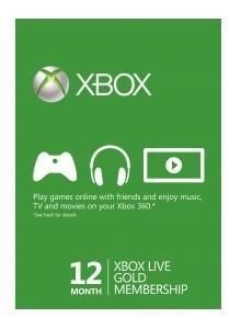 12 Monate Xbox Live Gold für 29,84€ @cdkeys.com