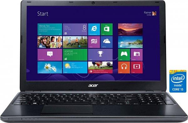Acer E1-572G-54204G50Mnkk Notebook (15,6 Zoll), Intel® Core™ i5, 500 GB, 4GB RAM, AMD Radeon HD 8670M mit 1024MB, WIN8