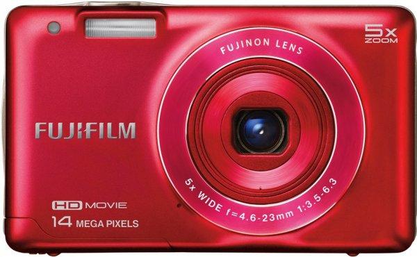 Fujifilm FINEPIX JX600 - rot / 14 Megapixel / 5x opt. Zoom - für 46 € @ Neckermann