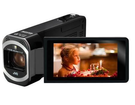 (EXPIRED) JVC HD-CAMCORDER JVC GZ-V515 69,95€ @NULL.DE