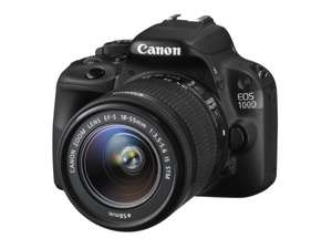 [Amazon Blitzdeal] Canon EOS100D Kit inkl. EF-S 18-55mm 1:3,5-5,6 IS STM