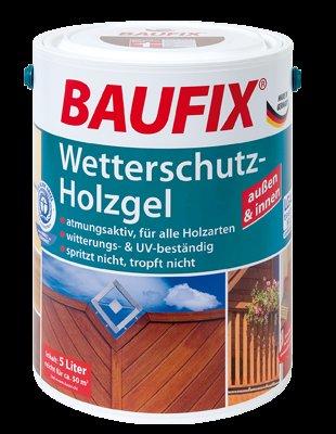 Verschiedene BAUFIX-Produkte im Newsletter-Angebot