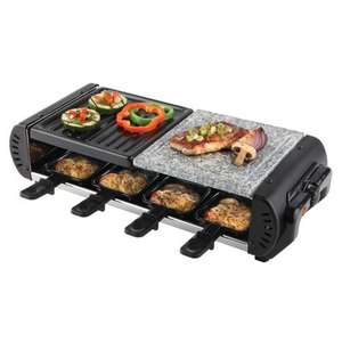 Korona Raclette-Grill 1200 Watt / für 8 Personen / Grillplatte und Natursteinplatte @Amazon WHD für 14,64€
