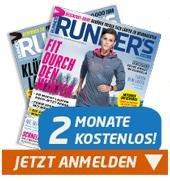 Runnersworld 2 Ausgaben. Kostenlos. Selbstkündigend
