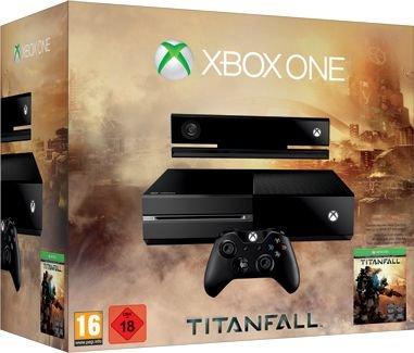 XBOX One Bundle (TITANFALL) für 449 EUR