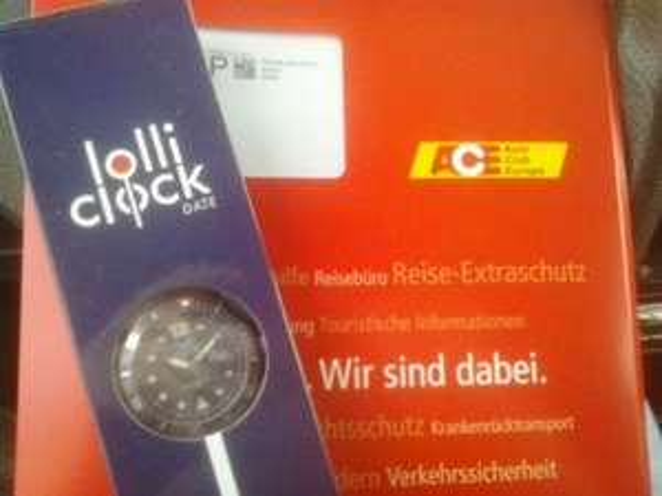 ACE - Auto Club Europa | Qipu: 14€ Cashback + Prämie: Lolli Clock