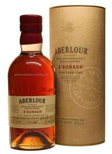 [Whisky] Aberlour a'bunadh Batch 46 ab 42,67€ bei Kauf von 2