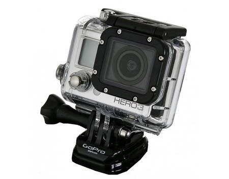 GoPro HERO3+ Silver Edition Action Cam