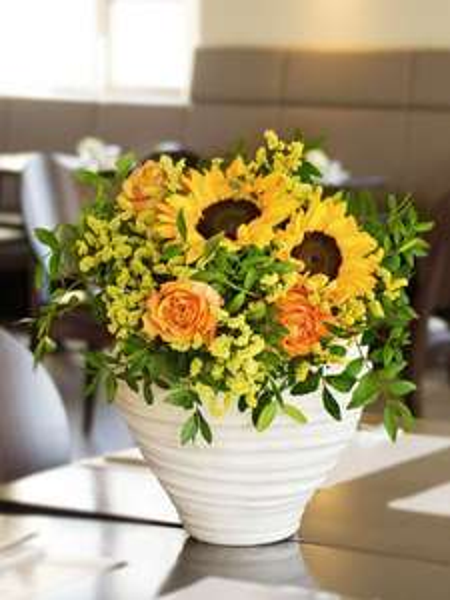 Miflora.de Blumenstrauß - Bienenstich für 15,80€