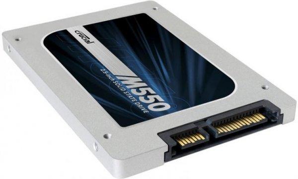 Crucial M550 SSDs Sata verschiedene größen Lokal und Onlien bei ComputerService Fuhrmann