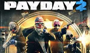 PAYDAY 2 -67 % (9,99€) PAYDAY: The Heist -80% (3,79€) STEAM + FREE WEEKEND