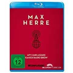 "[Amazon WHD] Max Herre - MTV Unplugged KAHEDI Radio Show Blu-ray ""wie Neu"""