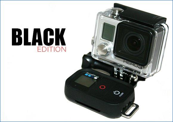 DE/AT GoPro Hero3+ Black Edition @Ebay für 344,99 inkl. Express Versand aus Deutschland (TNT)
