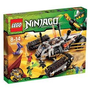 Lego Ninjago Ultraschall Raider [9449] im real-onlineshop für 29€