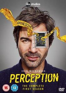 [Zavvi.nl] [DVD] Perception Staffel 1 mit .de Ton