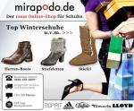 30€ Mirapodo Gutschein für 9€ @Dailydeal