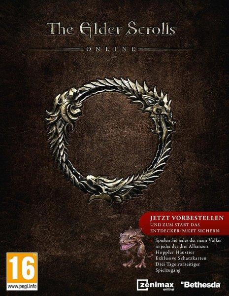 The Elder Scrolls Online Standard Edition Box  für 28,06€!