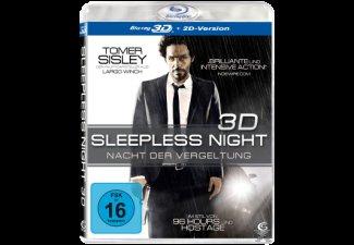 [Media Markt] - Blu-ray 3D - Sleepless Night - Nacht der Vergeltung