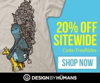 Design by Humans - 20% auf  coole T-Shirts,Kunstdruck,Handyhüllen