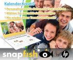 28€ Snapfish Kalender für 15€ @Dailydeal