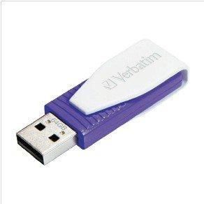 Verbatim Swivel Violett 49816 USB 2.0 USB-Stick für 19,90€ inkl. Versand @Ebay.de