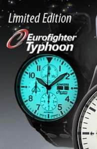 Junkers Herrenarmbanduhr - Eurofighter Limited Edition