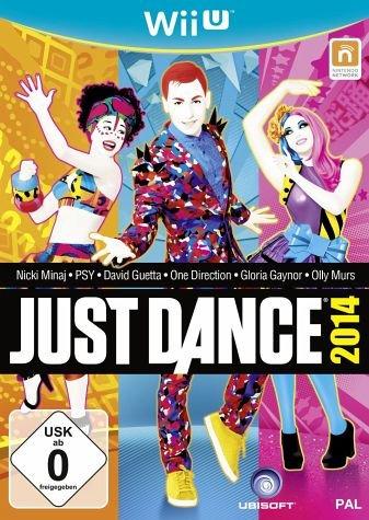(Wii U) Just Dance 4 & (Wii U) Just Dance 2014 zusammen 25,22