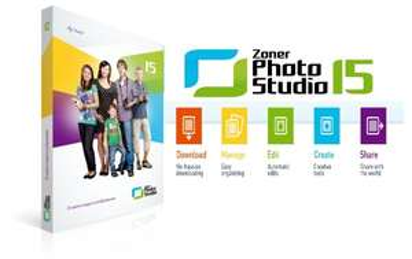 Zoner Photo Studio 15 PRO (Win)