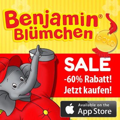 Benjamin Blümchen - Gold App
