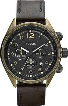 [Amazon.de] Fossil Armbanduhr Quarz Flight CH2783 für 84,79 €