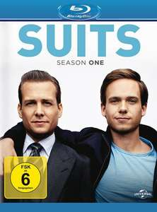 Suits - Season 1 [Blu-ray]