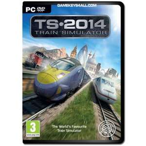 Train Simulator 2014 Steam-Edition bei Steam /  7,99€ / 81% reduziert