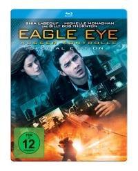 Eagle Eye - Steelbook (Blu-ray) für 3€ @Media Markt