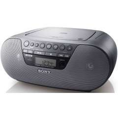 Sony CD - Ghettoblaster mit MP3 ZSS10CP für 42€ (Sony Outlet)