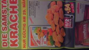 Netto Marken Discount : Zimbo Chicken Nuggets 200g für 64 Cent am 29.3