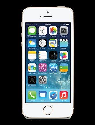 Iphone 5S 16GB Neu ohne Vertrag für ca. 365€ @ virginusa über Borderlinx