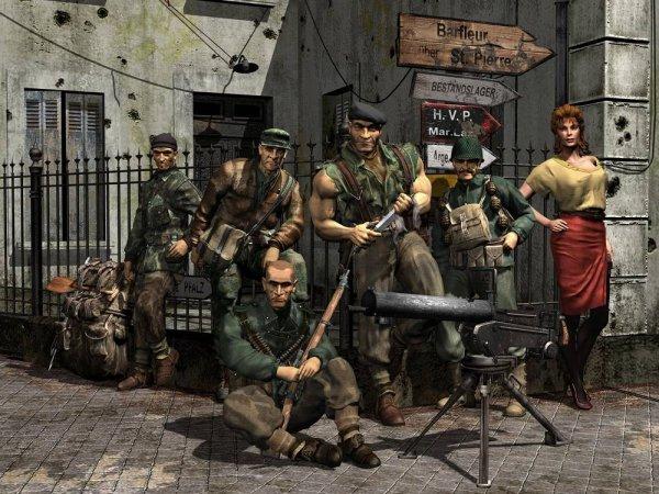[gog.com] Commandos 2+3