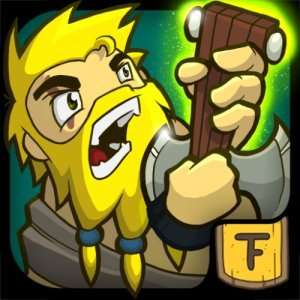 Bardbarian - Golden Lute Edition  (Amazon App des Tages)