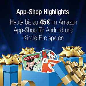 Android Apps 0€ @ Amazon
